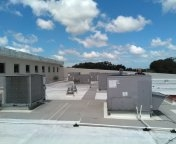 Sarasota, FL - Commercial rooftop units.   Inspection and quote for maintenance.