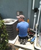 Sarasota, FL - Air conditioner not cooling. Carrier 4 ton.