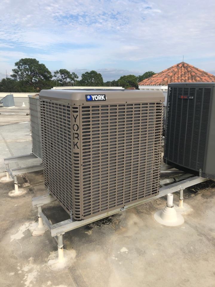 Osprey, FL - Install new York heat pump