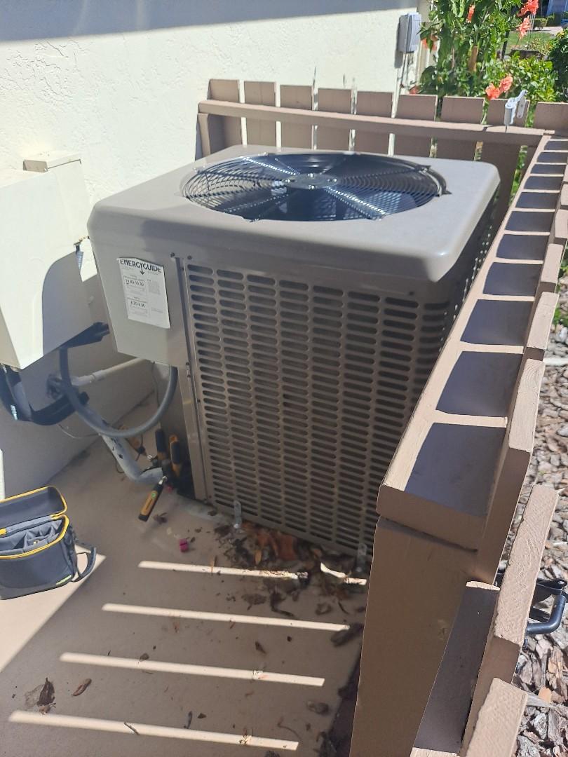 Sarasota, FL - Ac repair. Air conditioning service.