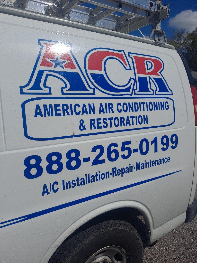 Sarasota, FL - Ac service call