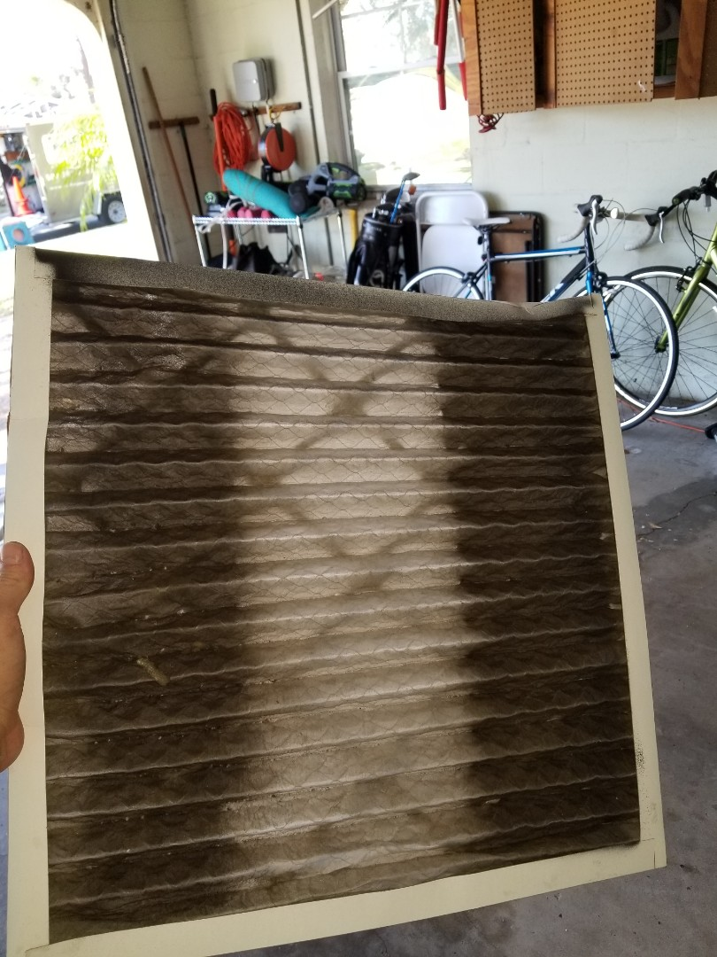 Lakewood Ranch, FL - Replacing air condition vents and 4 inch filter