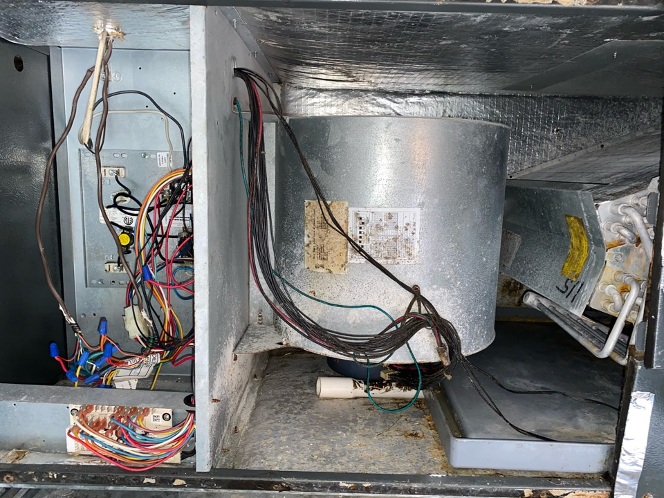 1 system air conditioning duct clean