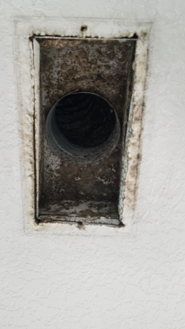 Parrish, FL - Air condition duct cleaning, and mold remediation.