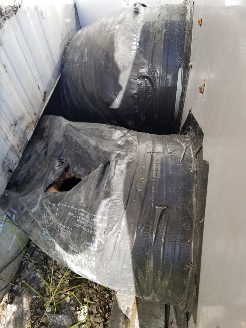 Ellenton, FL - Air condition duct work repair. Comfort maker package unit 3 ton.
