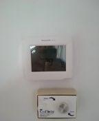 Venice, FL - HVAC Service.  Installed new Honeywell Wi-Fi thermostat