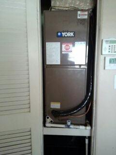 Bradenton, FL - New air conditioner install.