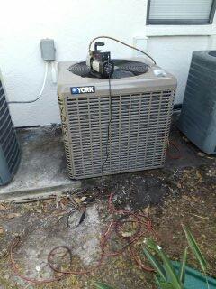 Sarasota, FL -  install new air conditioner