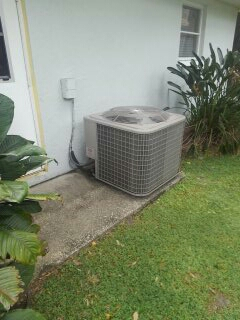 Sarasota, FL - Air conditioning no cool. Service repair