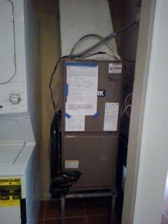 Sarasota, FL - New 2 ton York air conditioning replacement.