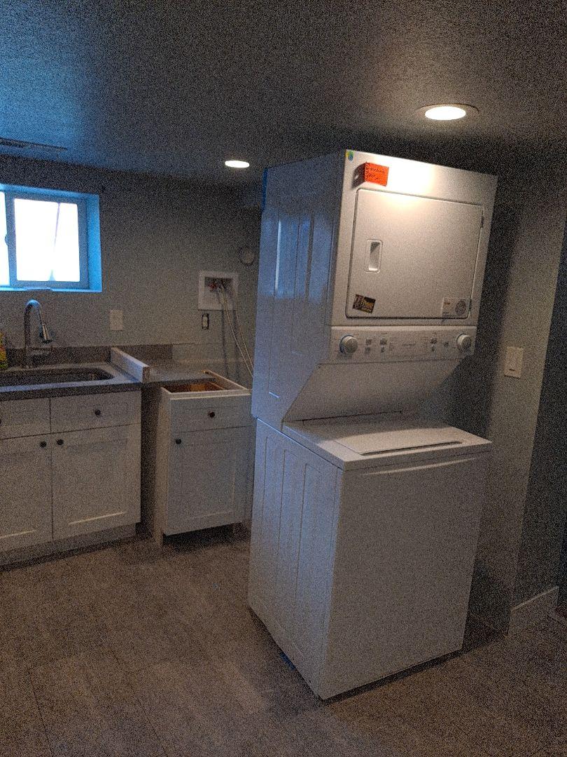 Denver, CO - Add value to rental! Stackable washer dryer in unit
