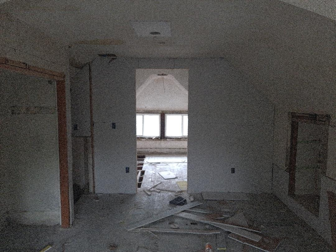Denver, CO - Drywall is up