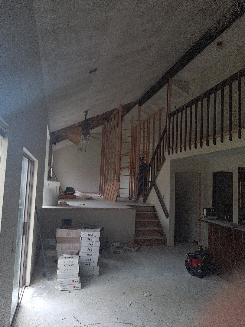 Englewood, CO - Load bearing wall removal