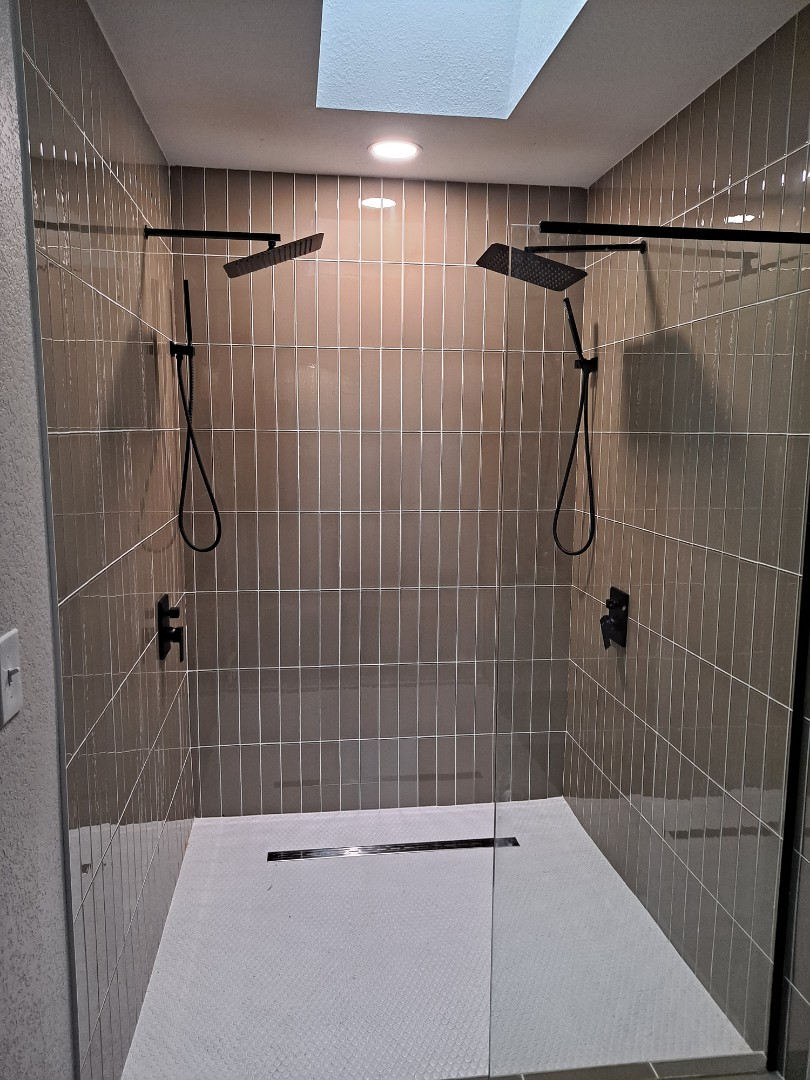 Englewood, CO - Master shower