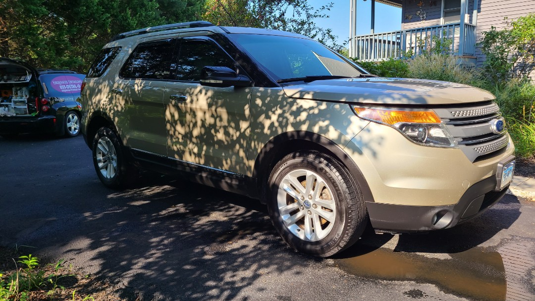 North East, MD - Exquisite Detailing for this Ford Explorer