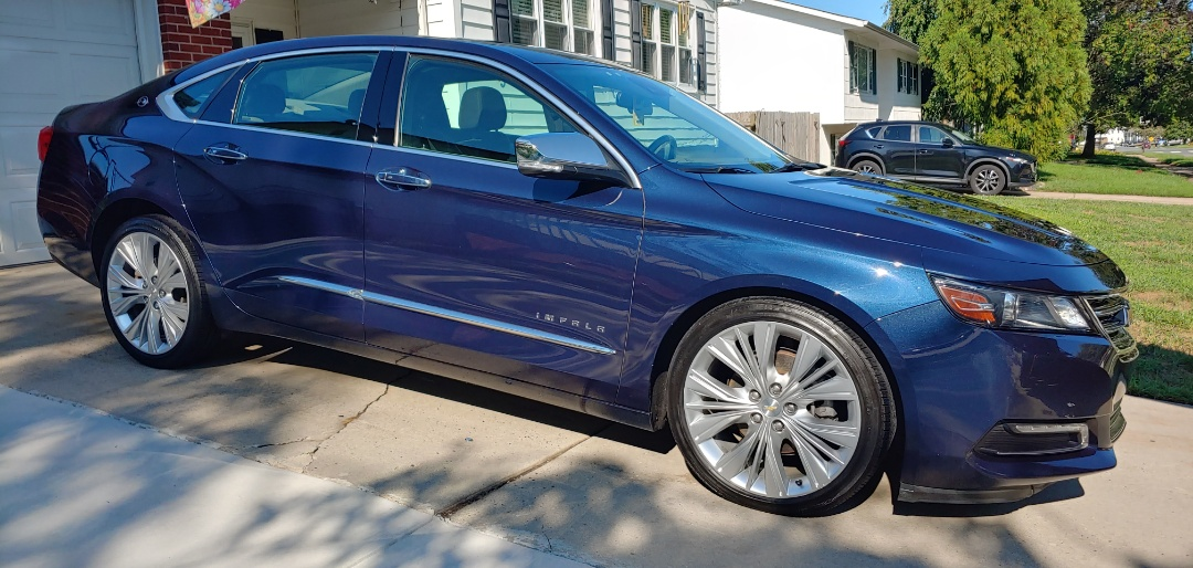 Newark, DE - Exquisite Complete detailing for this Chevy Impala