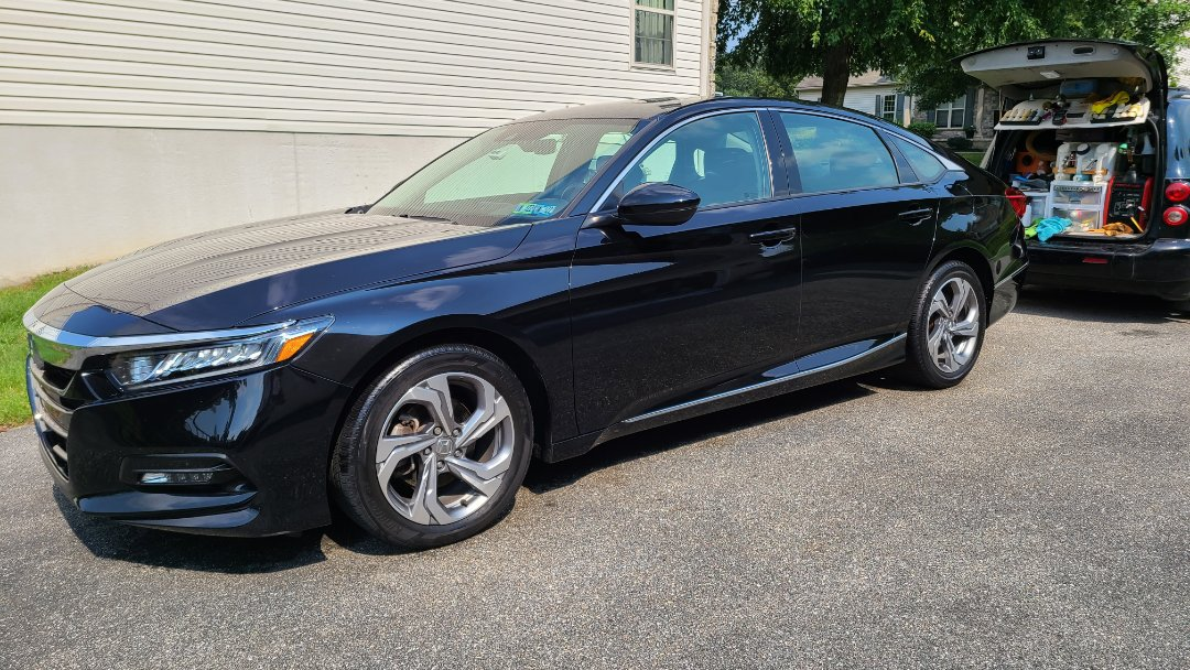 West Grove, PA - Exquisite Detailing for this Honda Accord