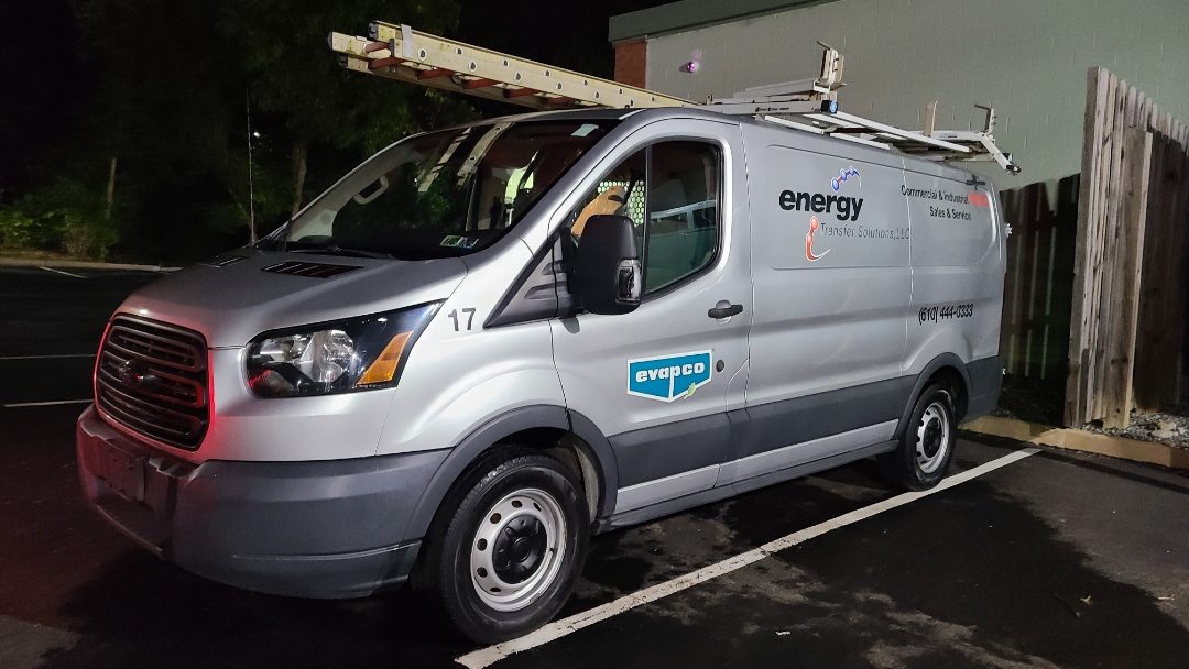 West Chester, PA - Exquisite Detailing for this 2016 Ford Transit 150