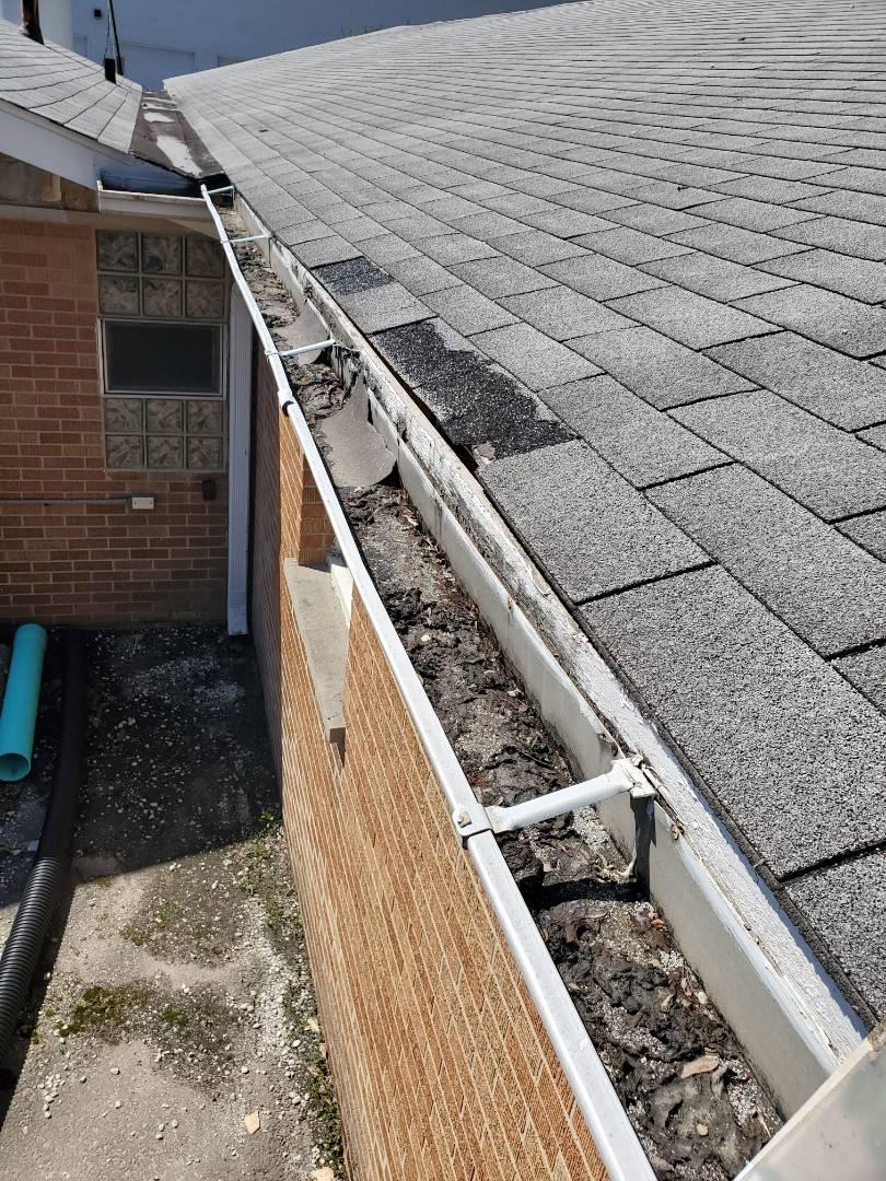 shingle roof estimate