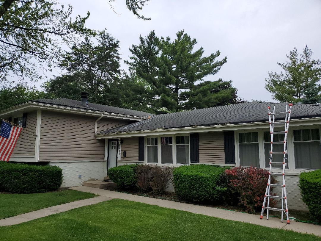 Glenview, IL - Estimate for roof replacement