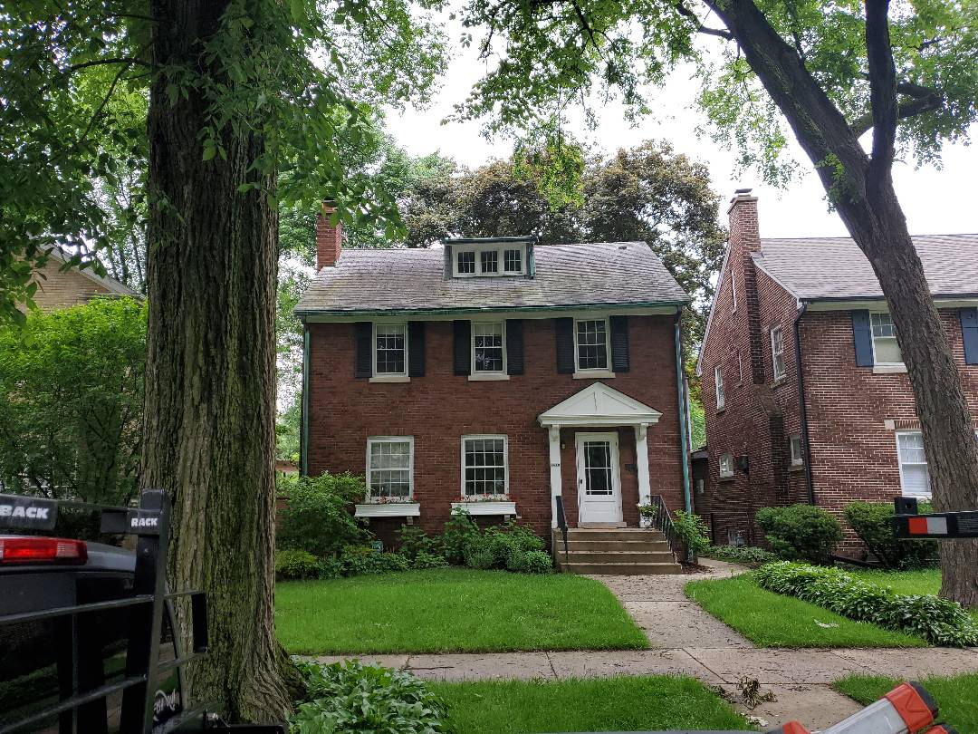 Evanston, IL - new roof estimate