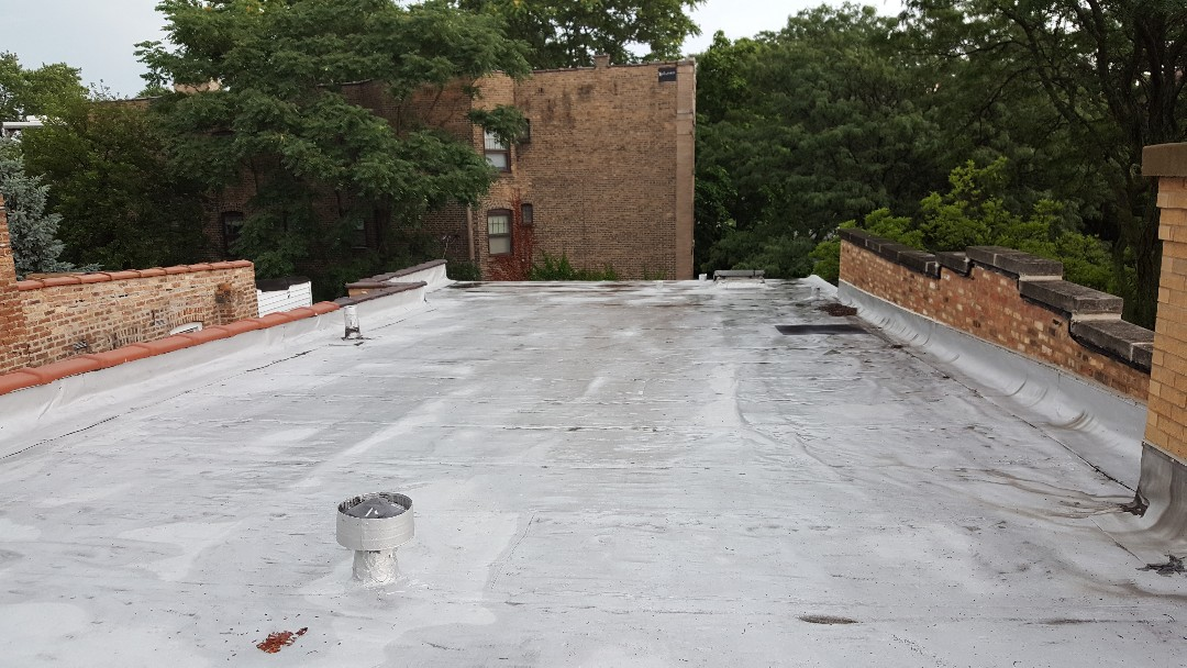 Chicago, IL - Flat roof Estimate