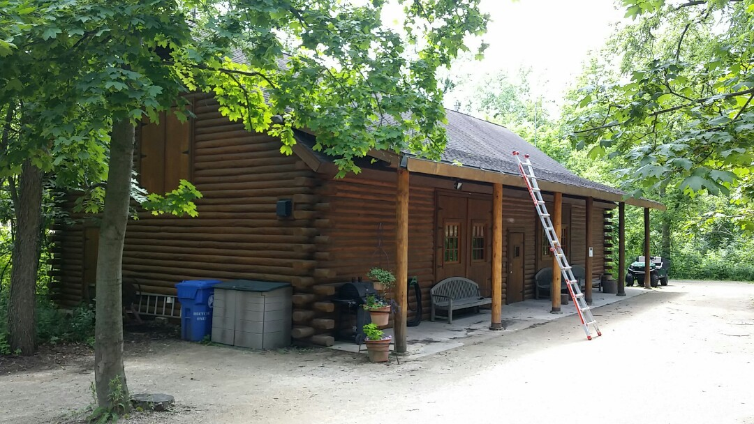Glenview, IL - Estimate for roof replacement at the Grove in Glenview (National Historic Site)
