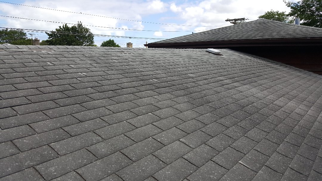 Lincolnwood, IL - Shingle roof-repair estimate