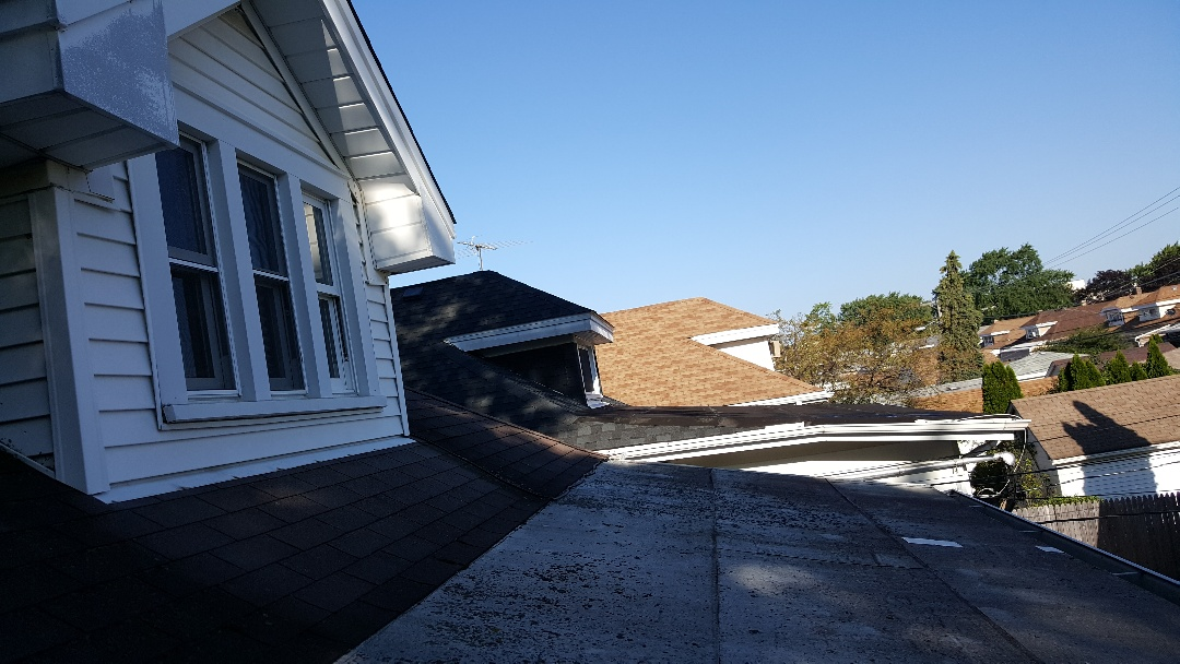 Shingle roof and flat roof repair