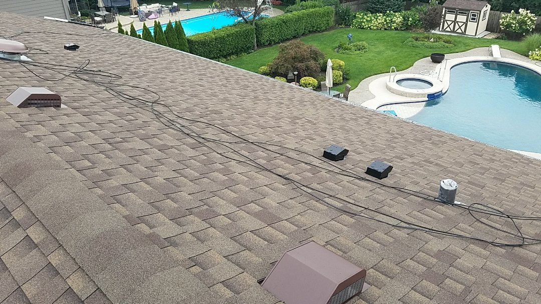 Northbrook, IL - Final inspection on GAF Ultra Timberline shingles