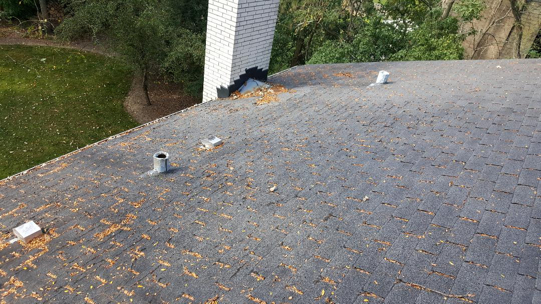 New shingle roof Estimate