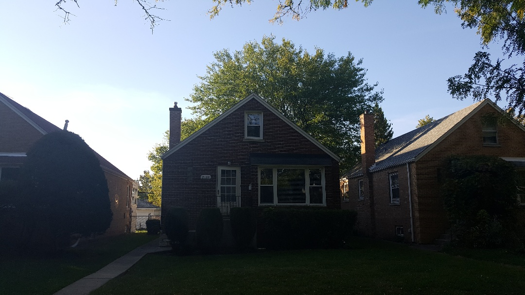 Evanston, IL - Shingle roof repair estimate