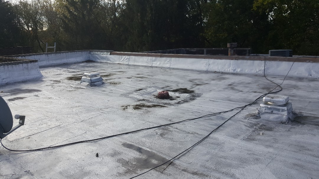 Flat roof estimate