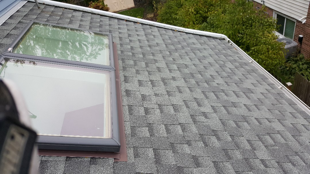 Northbrook, IL - Shingle roof repair estimate