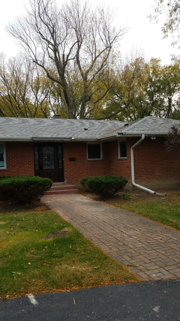 Skokie, IL - Estimate for various repairs to gutters and roof, for fixing mistakes and unfinished work from last contractor.