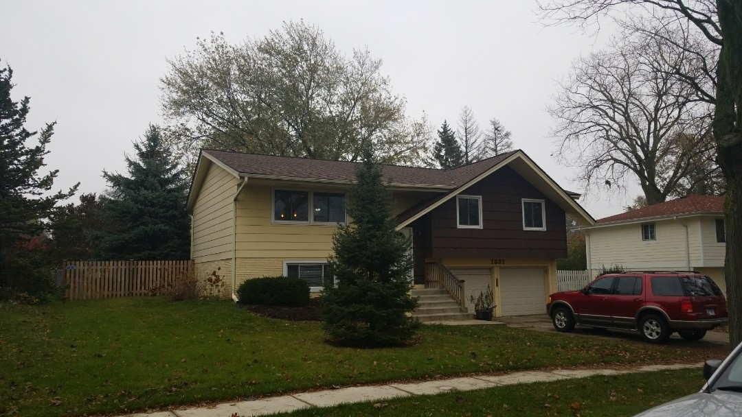 Schaumburg, IL - Final inspection and close out on full roof replacement