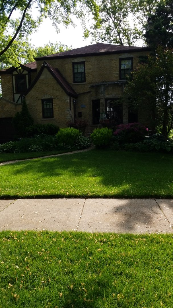 Chicago, IL - Estimate for partial roof replacement.