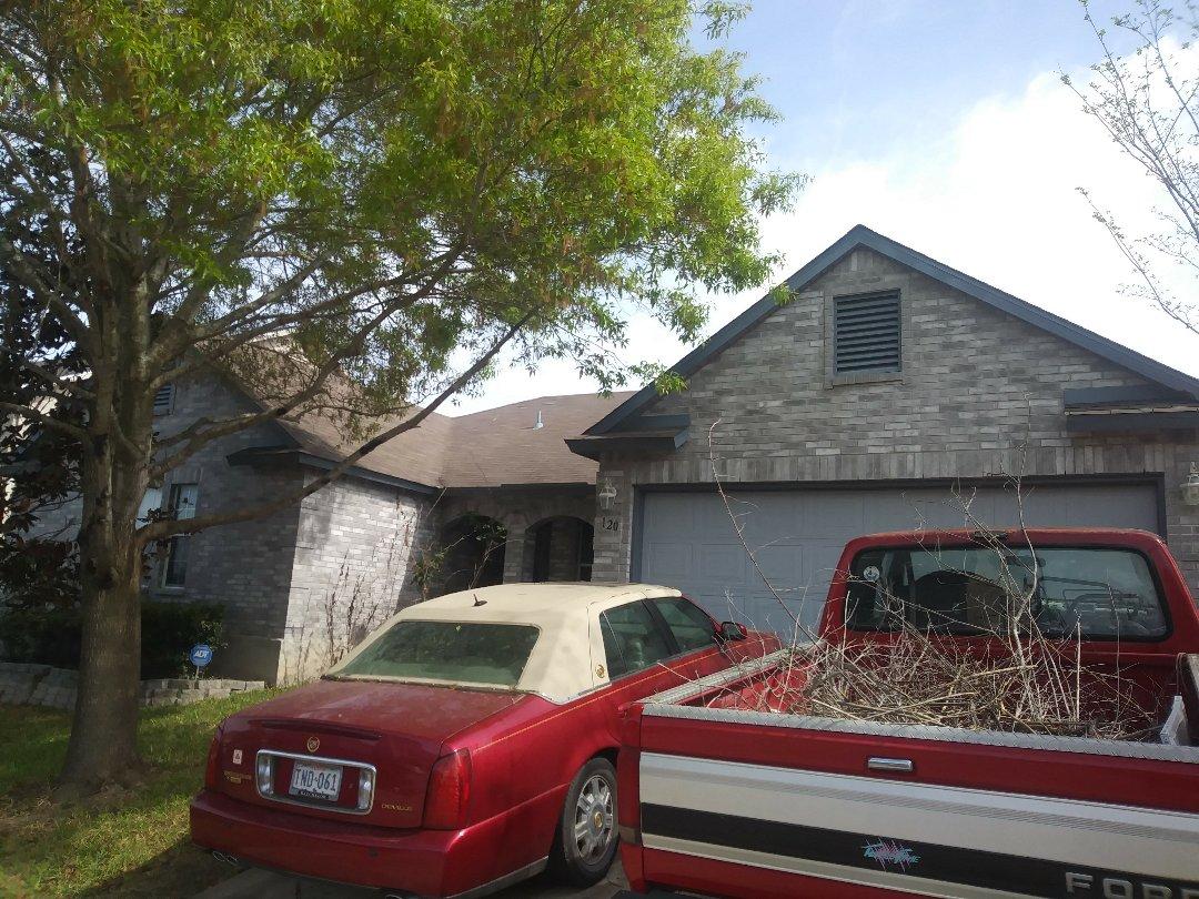 Cibolo, TX - Insurance adjustment for wind & hail damage in Cibolo tX