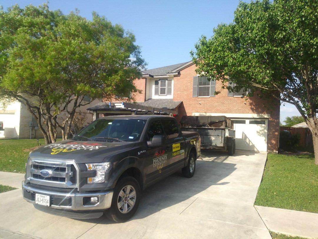 Cibolo, TX - Cibolo, TX Roof installation complete