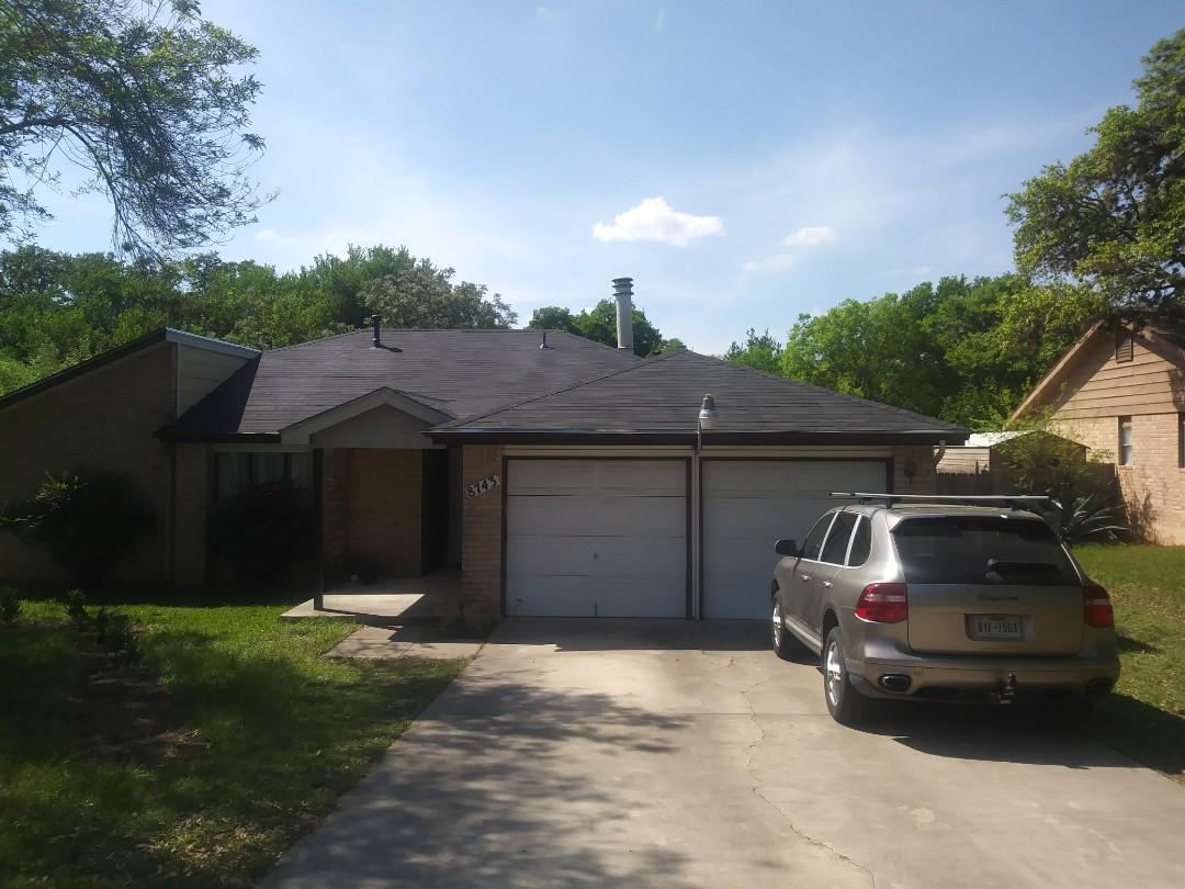 San Antonio, TX - Roofing contractor in San Antonio Texas.  Project complete