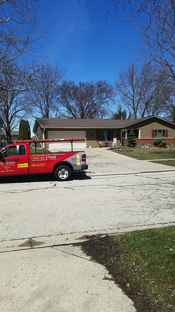 Schaumburg, IL - New Roof Done! Roofing Contractors out of Schaumburg IL!