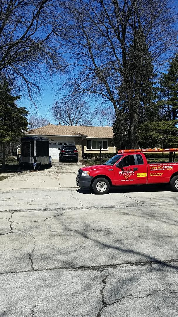 Schaumburg, IL - Roofing Contractors out of Schaumburg IL! New Roof!