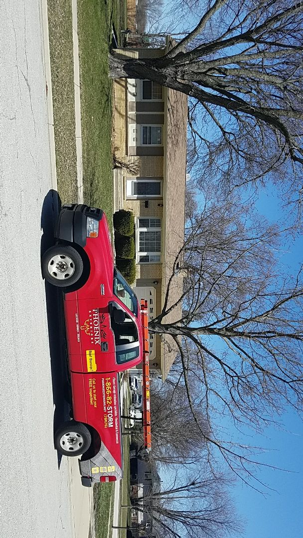 Schaumburg, IL - Schaumburg IL Roofing Contractors. New Roof!