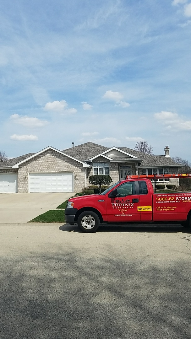 New Lenox, IL - New Roof! New Lenox, IL. Roofing Contractors.