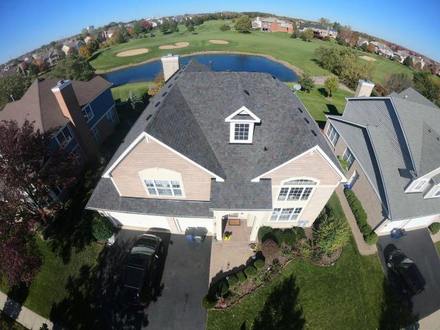 Vernon Hills, IL - Perfect New Roof & Gutters