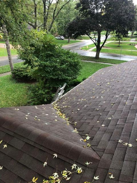 Wheaton, IL - New Roof & Gutters