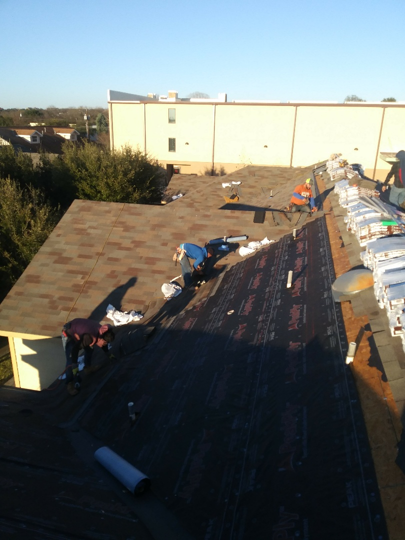 San Antonio, TX - Project continues into the New Year