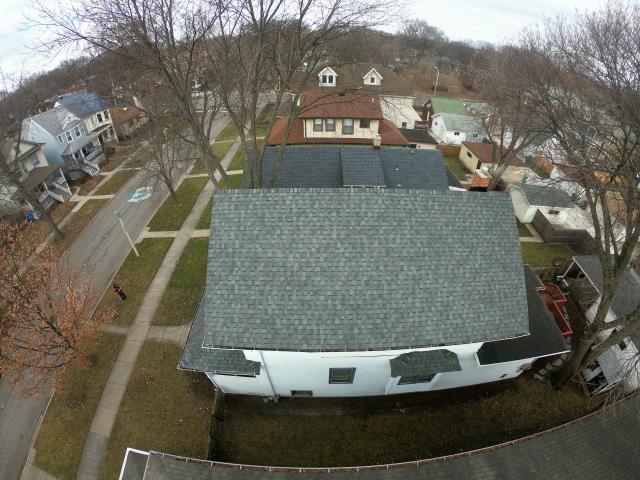 Oak Park, IL - Beautiful Colonial Slate Shingles