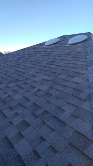 Schertz, TX - Roof for Silverwood Shingles