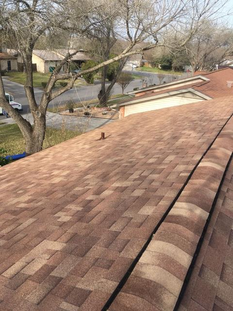 Converse, TX - New Roof, Sienna Blend Shingles